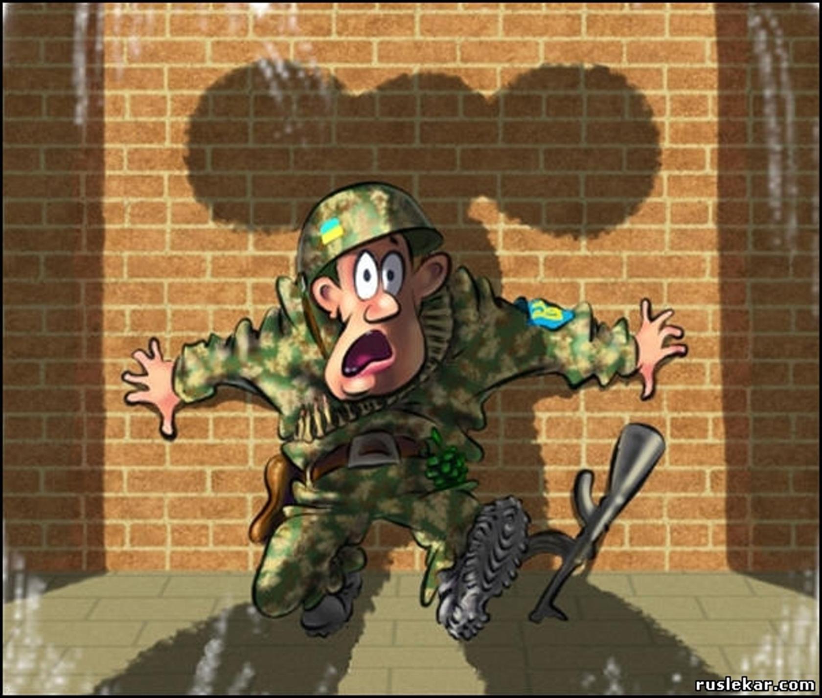 он, чебурашка военный картинки превращения брук облачился