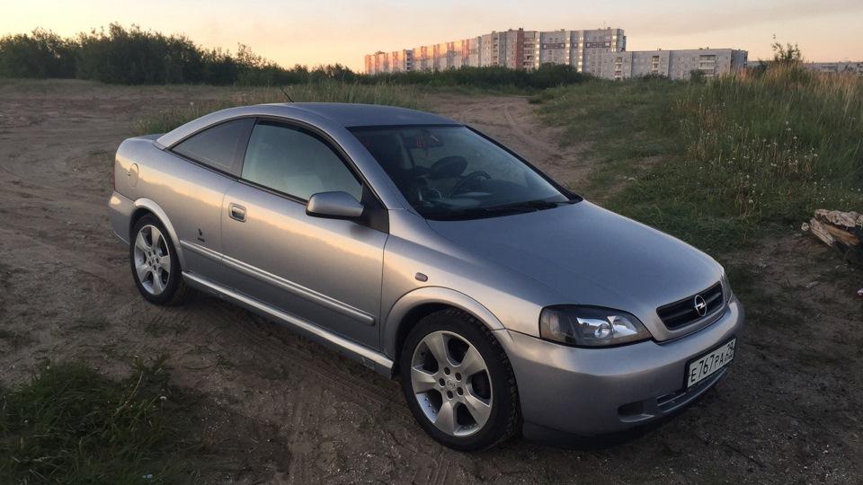Opel astra coupe bertone drive2 - Opel astra coupe bertone fiche technique ...