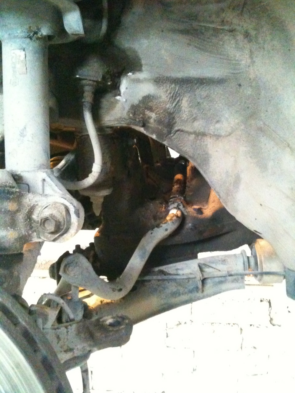 Переборка рулевой рейки Nissan Almera n16 своими руками. - logbook Nissan Almera 2004 on DRIVE2