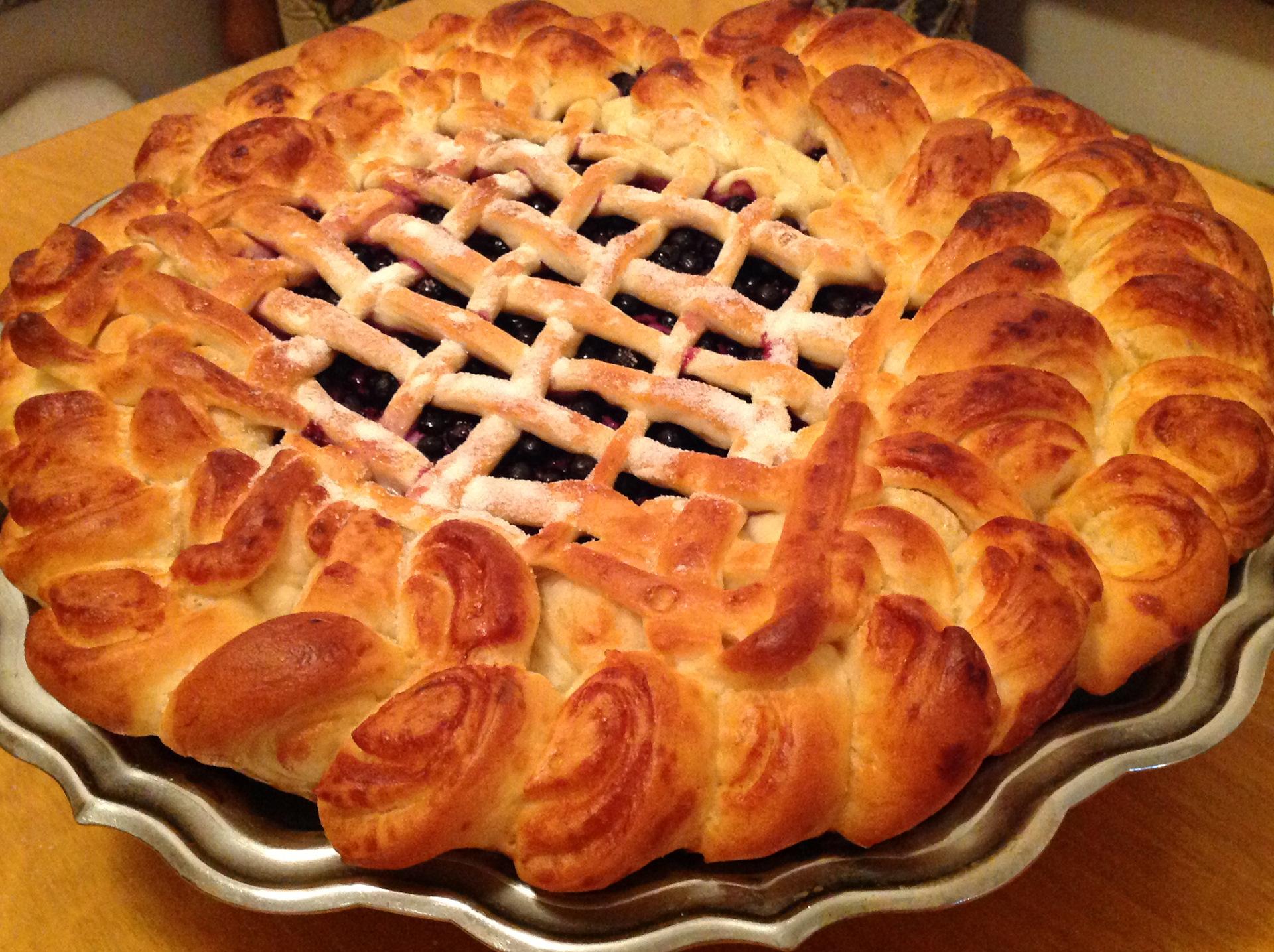 пироги из дрожжевого теста рецепты с фото всех