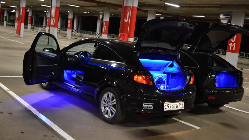 Opel Astra GTC: цены, комплектации, отзывы, форум