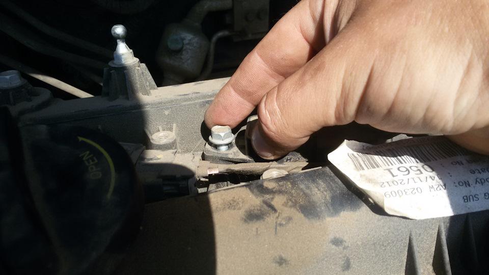 Как поменять свечи на киа сид
