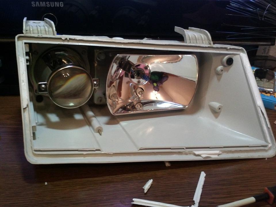 Фары киржач ваз 2110 ремонт своими руками
