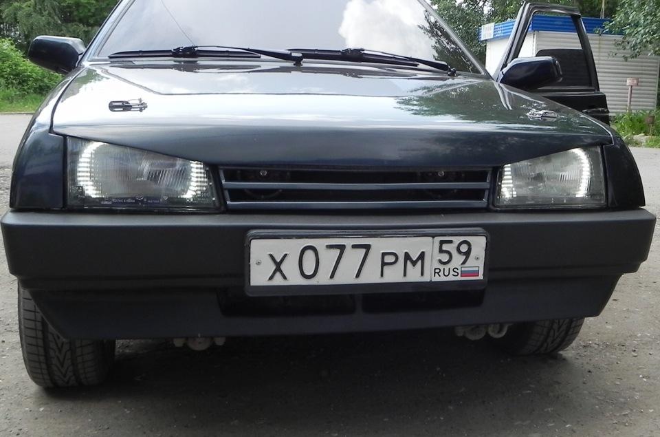Дхо на ваз-2109