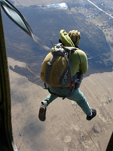 фото парашюта д-6