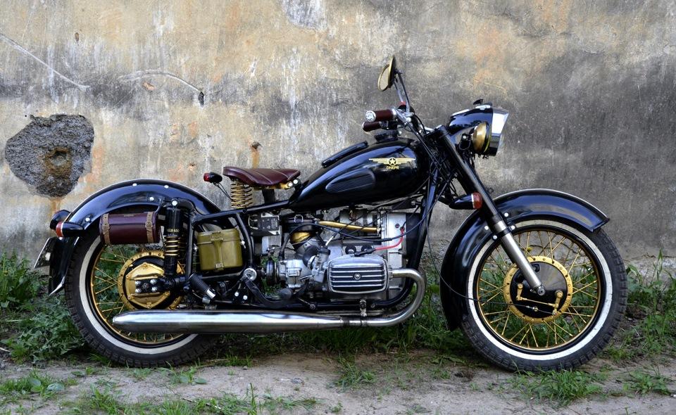тюнинг мотоцикла урал фотографии можно создать