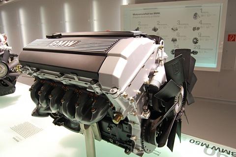 BMW M50 - рядный 6 цилиндровый двигатель, который пришел на смену M20.  Даты производства - май 1990 - 1996 год.