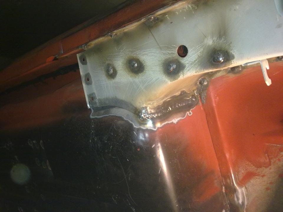 549668s 960 - Лонжерон ваз 2109 - ремонт, замена