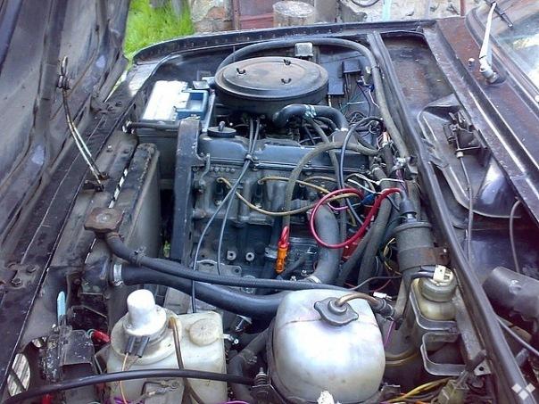 2107 двигатель от фиата видео
