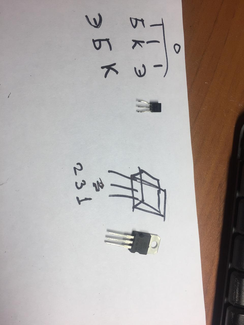 Поделки с мощными светодиодами