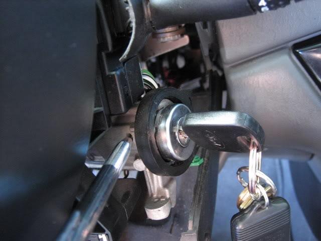 Замена замка в форд мондео фото 599-653