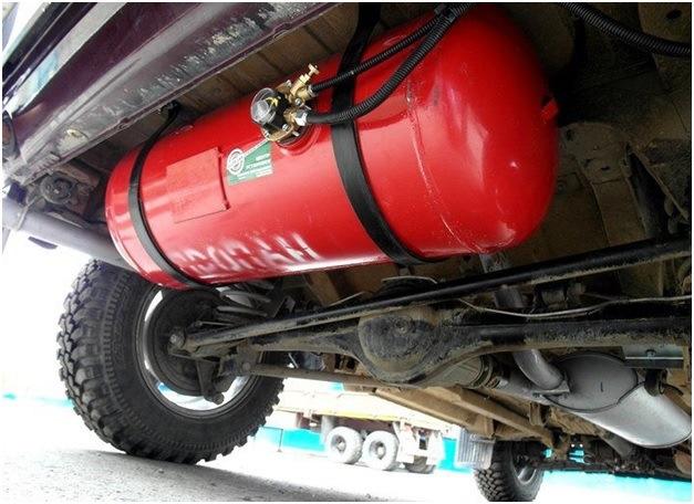 нива шевроле большой расход газа