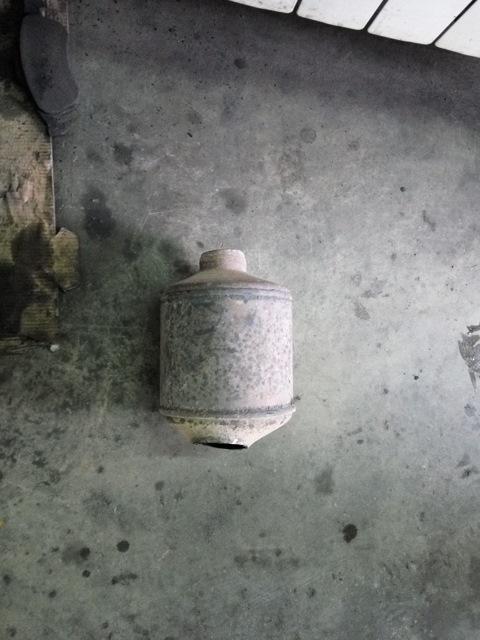 Пламегаситель  на логан 119