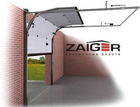 купить автоматические гаражные ворота в барнауле