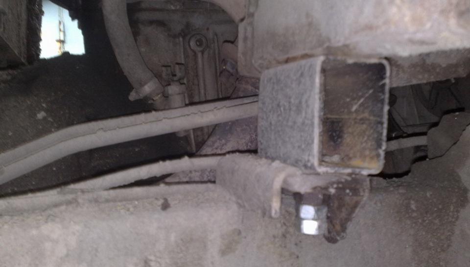 Подушки под кабину уаз 3303