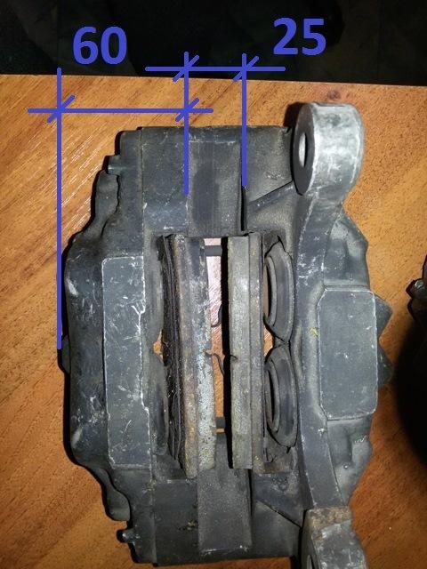 4х поршневые тормоза mazda rx-7