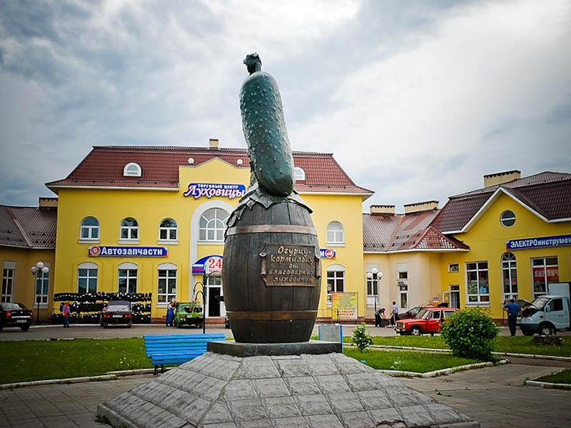 По предписаниям Госадмтехнадзора в Луховицах устранены нарушения на детских площадках