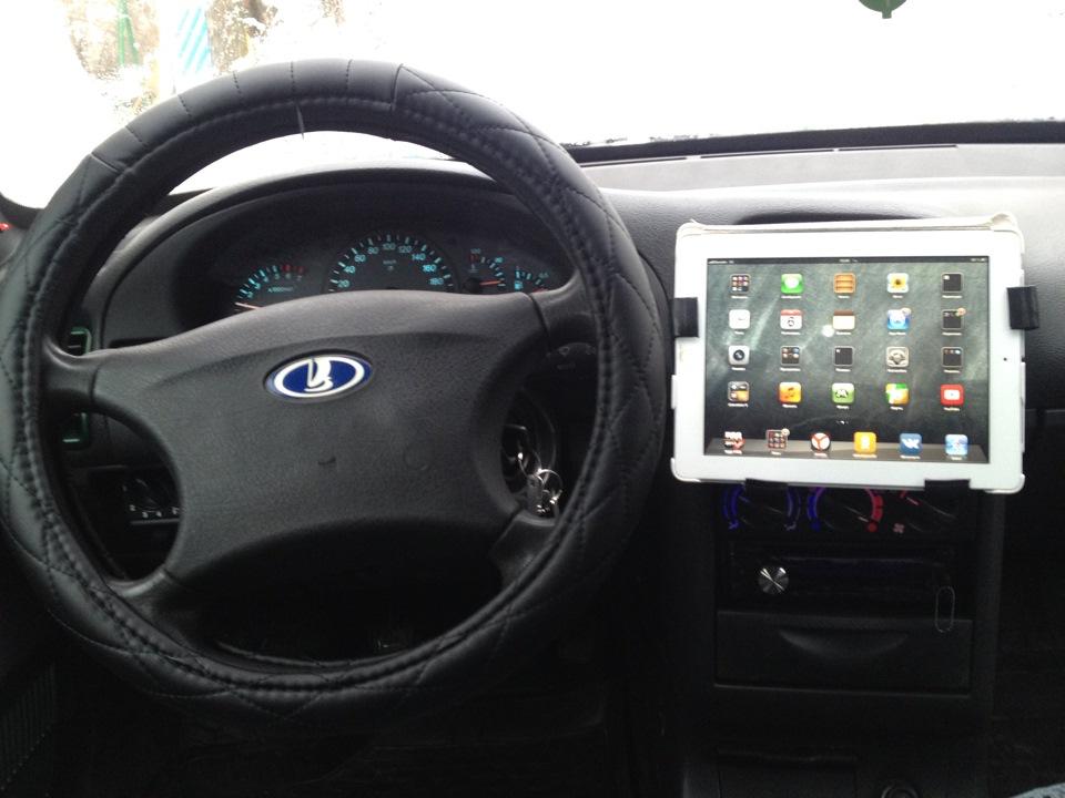 Как сделать держатель для планшета своими руками в авто