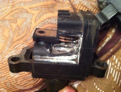 Ремонт катушек зажигания своими руками - SL photo