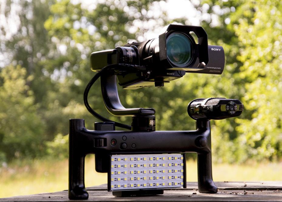 Как сделать стедикам для камеры