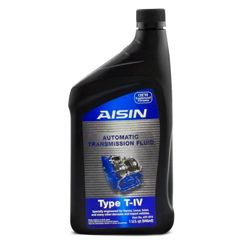 Volvo Xc90 Transmission Fluid: Reminder: Transmission Oil Codes For Aisin AW55-50 / 51SN