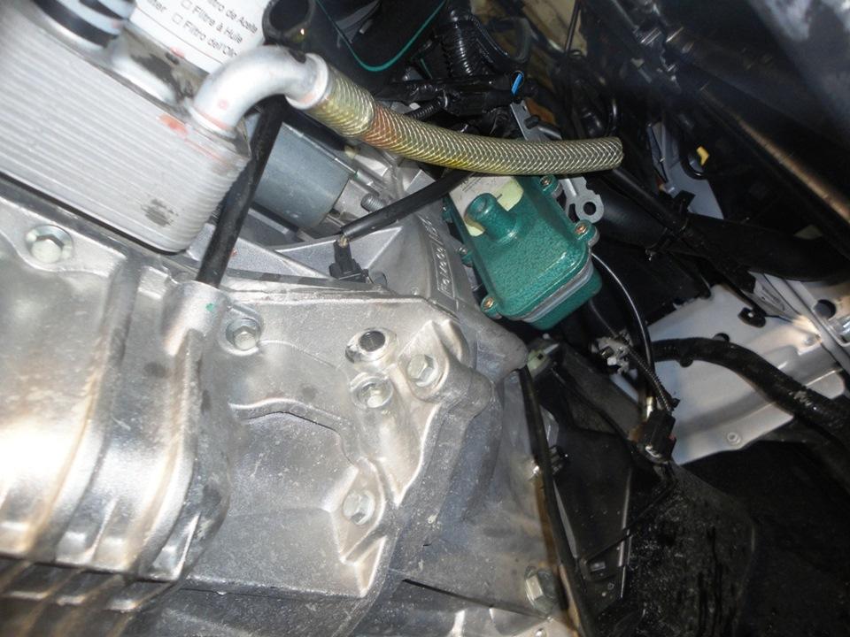 Подогрев двигателя для форда