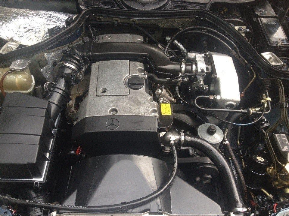 Проблемы после мойки двигателя
