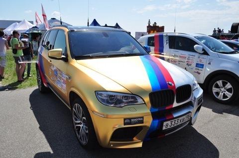 XI Международный фестиваль BMW в Киеве