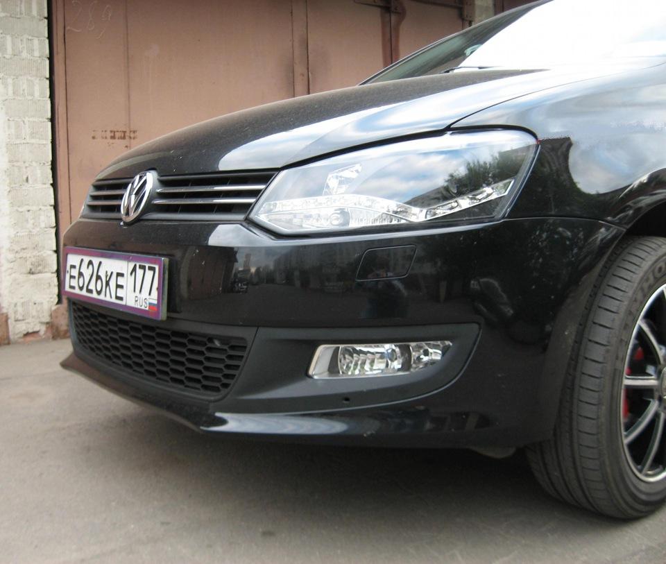 volkswagen polo sedan птф от хэтчбека