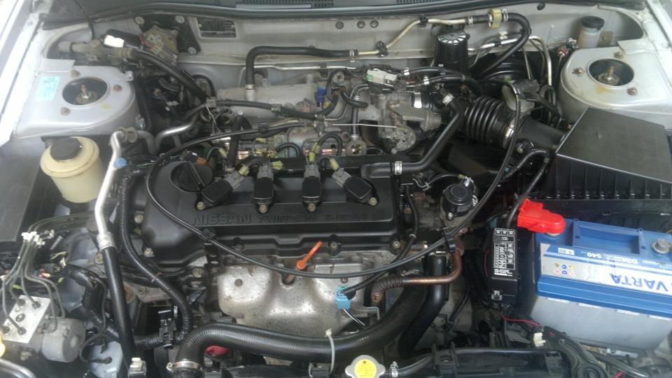 Nissan Primera QG18DE,1.8L