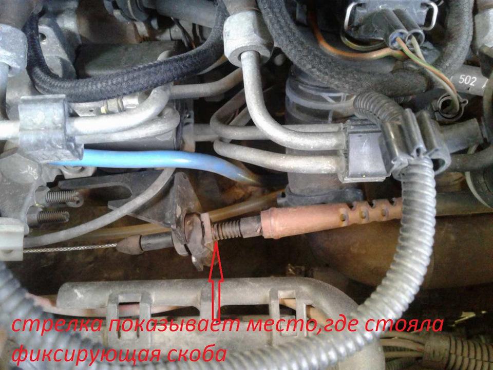 В транспортер т4 двигатель от газ сопло элеватора