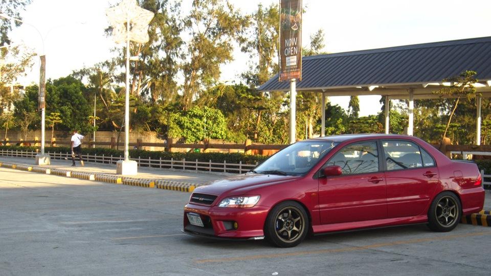 Mitsubishi Cedia Rae Drive2