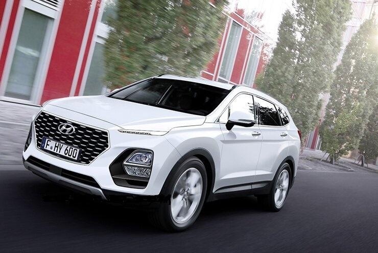 Новый Hyundai Santa FE TM 2018-2019 — бортжурнал Hyundai ...