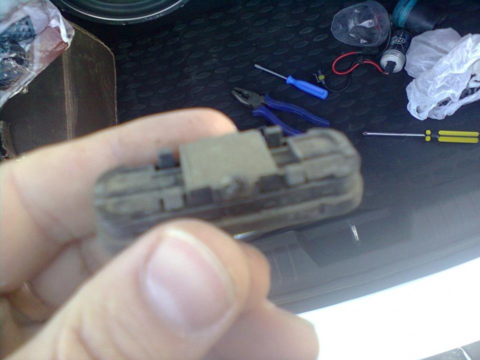 Кнопка багажника шевроле круз своими руками видео