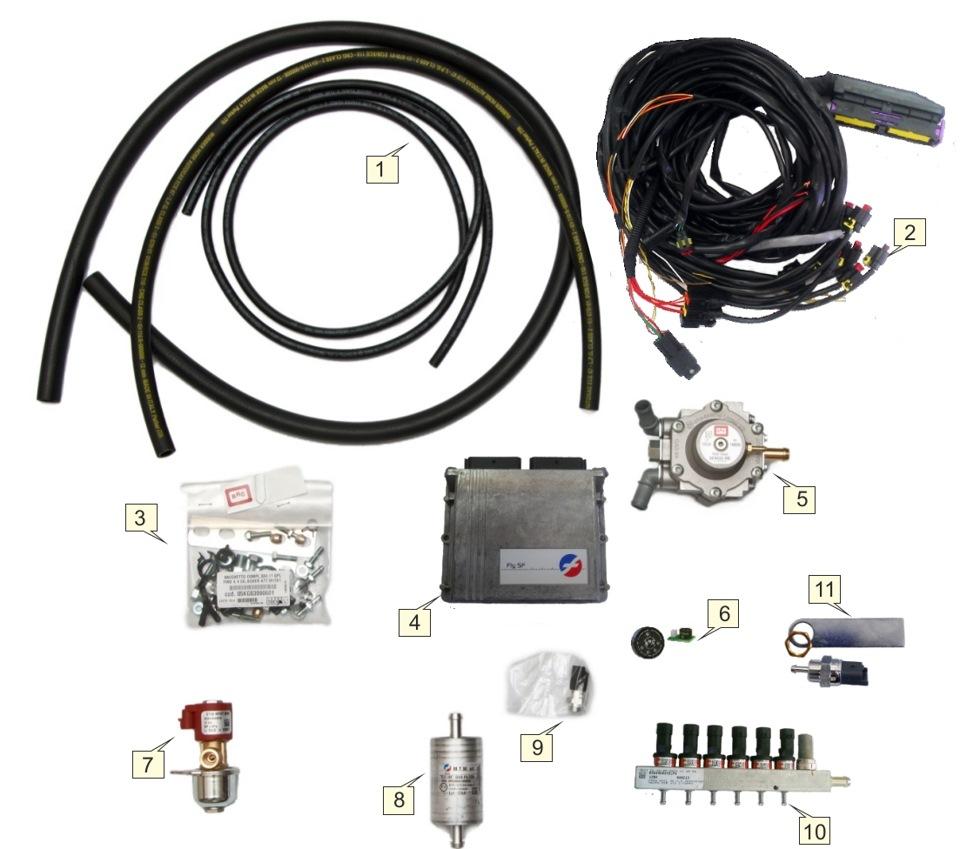 Схема brc plug drive