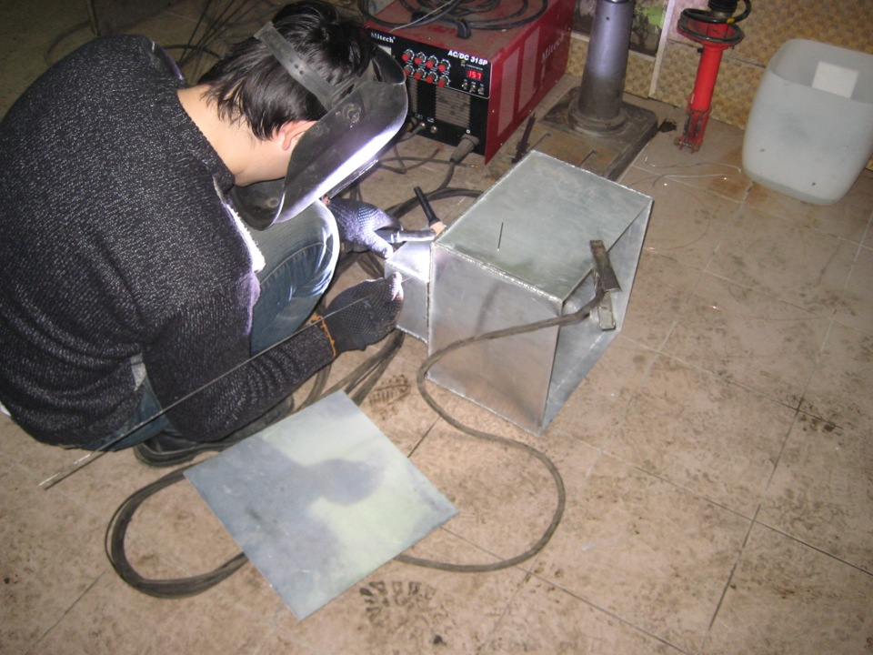 Как в домашних условиях варить алюминий