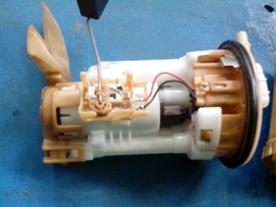 фильтр топливный chevrolet cruze