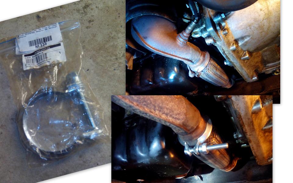 Замена прокладки корпуса масляного фильтра пежо 308