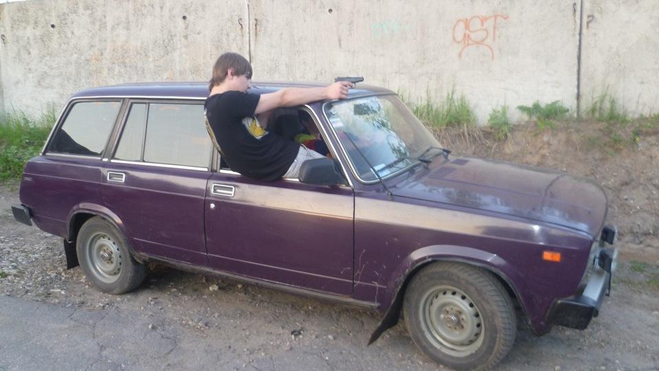 фото машины четвёрка