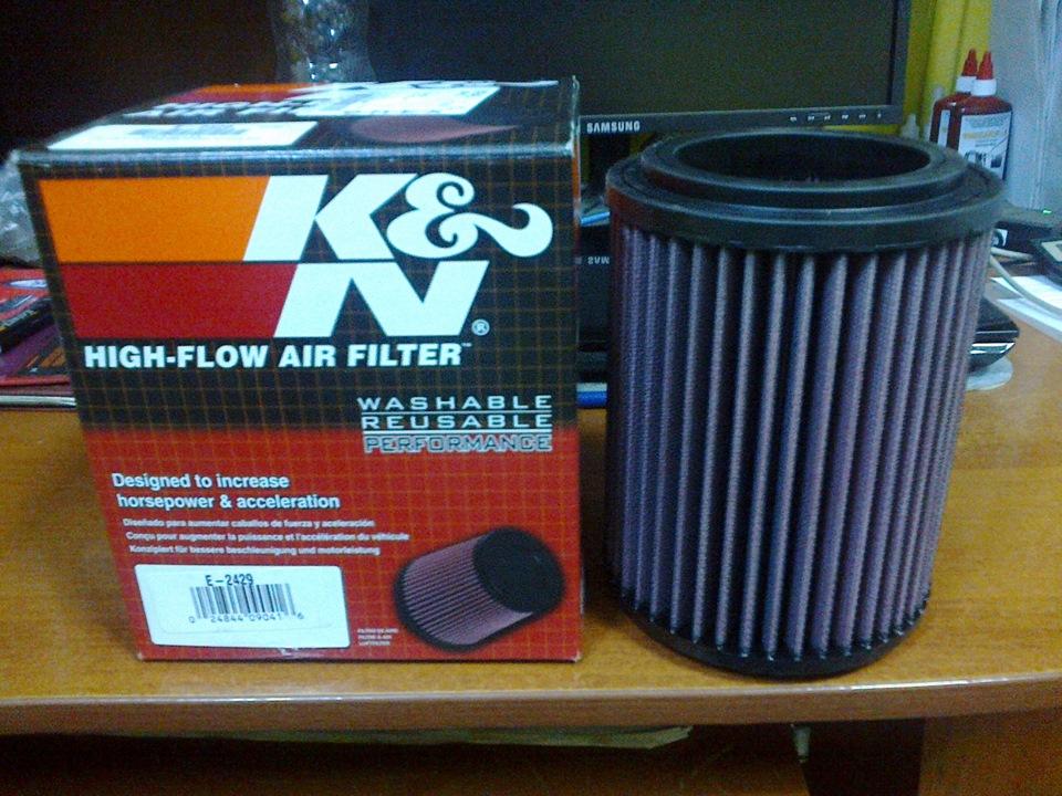 Фильтр нулевого сопротивления KN - фото 10