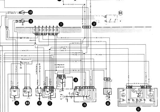 Схемы электропроводки на