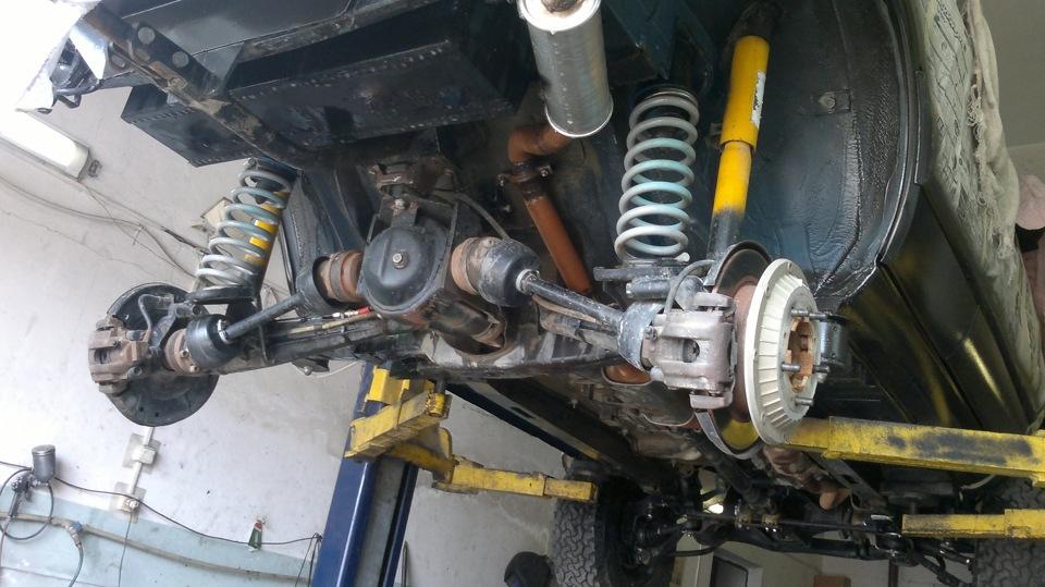 Фото №6 - как сделать на ВАЗ 2110 подвеску мягче
