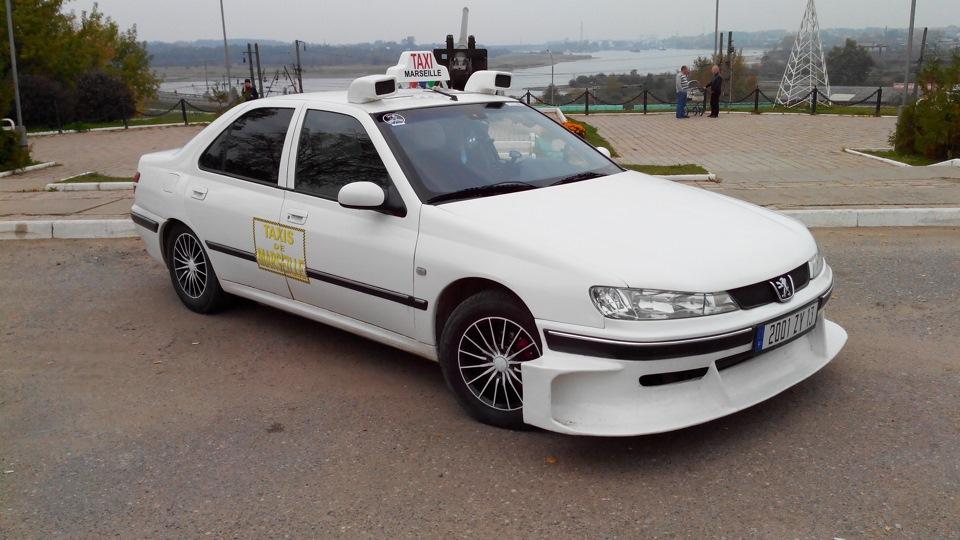 такси пежо