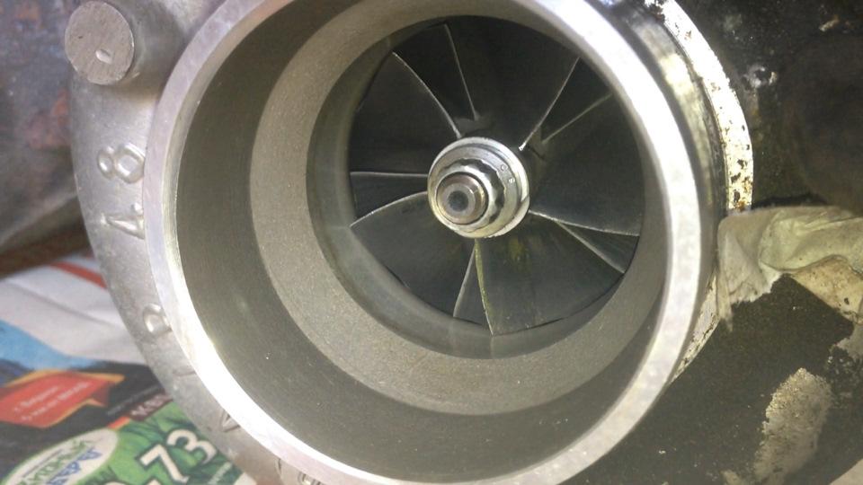 турбина сааб