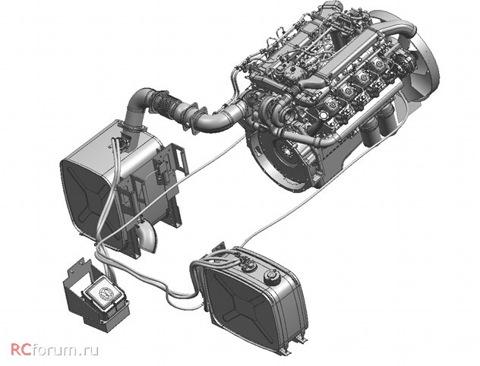 """КАМАЗ с двигателем  """"Евро 4 """" ."""