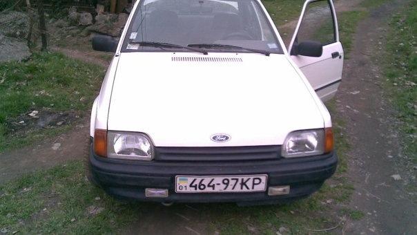 ford orion 1988 размеры поршневых колец