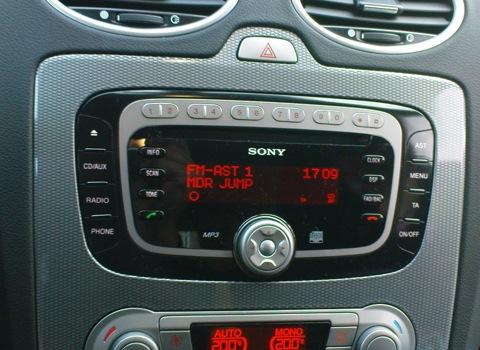 отключенная панель приборов ford mondeo mk2 #9