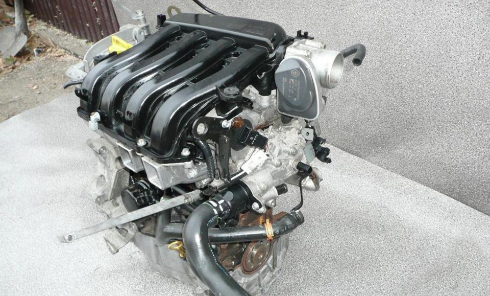 технические характеристики автомобиля renault logan седан k4m2842
