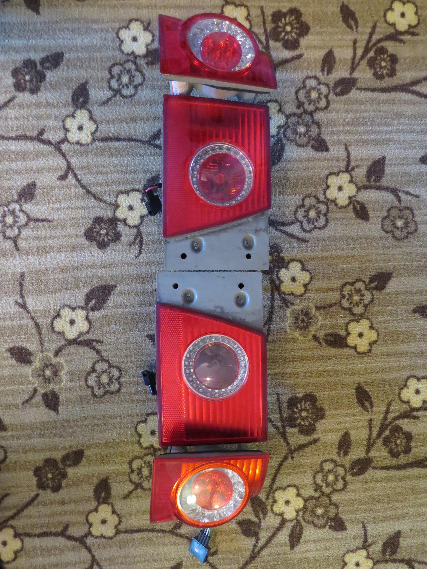 Задние led фонари чери амулет глушитель для амулет а15