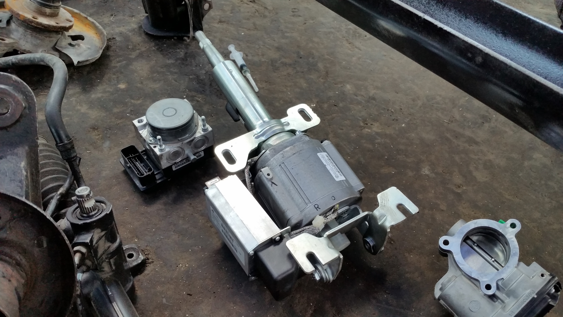Электроусилитель для квадроцикла своими руками фото 318
